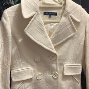 Anne Klein heavy jacket